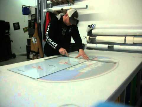Cutting Aluminum Composite boards