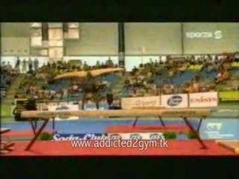 Gymnastics Montage - Best of Beam