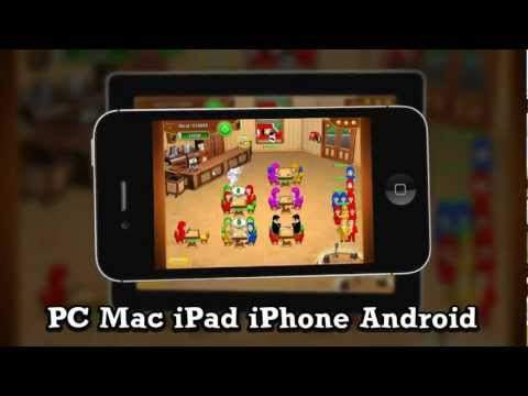 Lunch Rush HD Game Trailer | Game for Mac, PC, iPhone, iPad