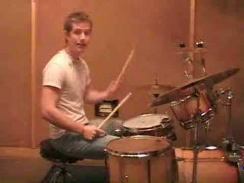 6 Stroke Roll Drum Fill