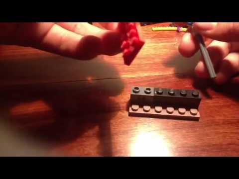 How to make a Lego pocket knife vg 2
