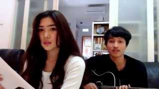 La la la ft. Sam Smith - Naughty Boy (cover) by Isyana Sarasvati & Rayhan Maditra