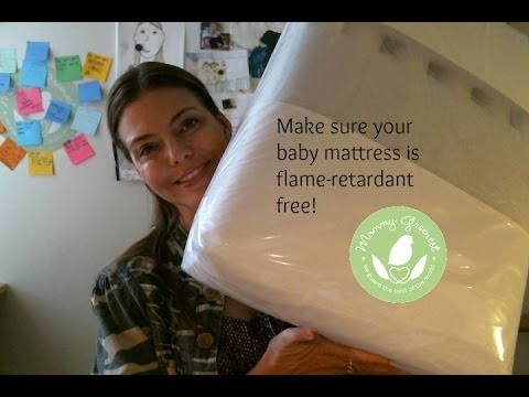 Get A Better Baby Mattress for Less with Mommy Greenest Video