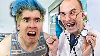NO ENTRES A ESTE HOSPITAL | Roblox