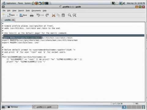 1-2 Installing JDK on Solaris