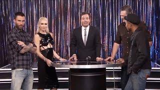Blake Shelton and Gwen Stefani Hilariously Duet to Drake