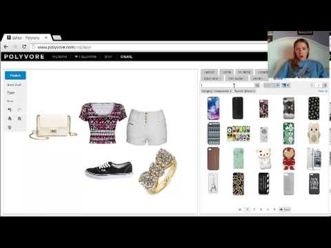 Polyvore Tutorial Tumblr Outfit