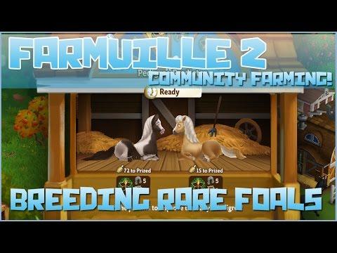 Farmville 2 || Breeding Rare Foals!! - Episode #16 | Season 2