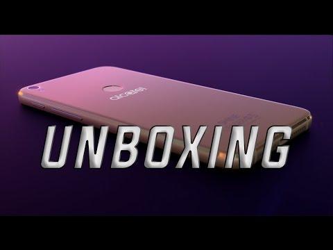 ALCATEL SHINE LITE, Unboxing y toma de contacto