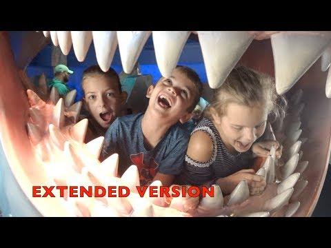 EXTENDED VERSION | TRAVEL VLOG | DISNEY PORT ORLEANS RIVERSIDE | EPCOT | FROZEN RIDE BROKEN | SHARK