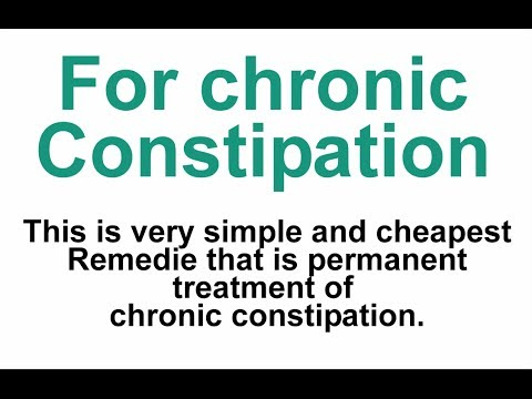 How to Relieve Constipation Home Remedies Naturally