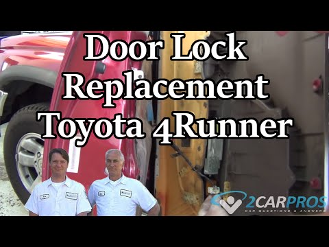 Door Lock Replacement Toyota 4Runner 1995-2002