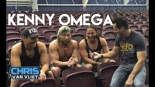 Kenny Omega & The Young Bucks: WWE Cease and Desist Letters, Omega vs Jericho, The Elite, more
