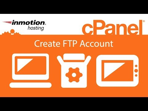 How to Create an FTP Account in cPanel