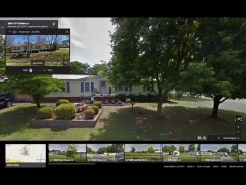 How to use Google Maps to Look at Houses Online - Great for Real Estate! Ep 59