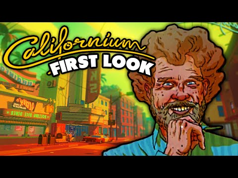 CALIFORNIUM First Look -