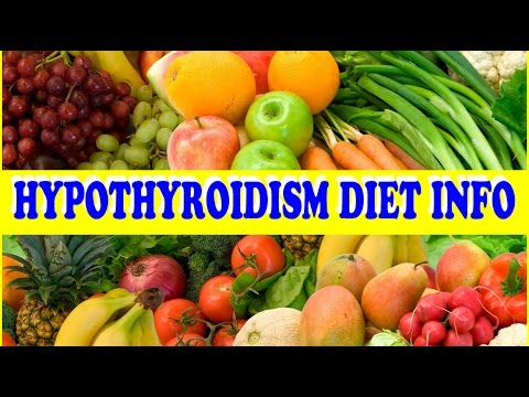 ****How To Treat Low Thyroid Naturally | Hypothyroidism Diet