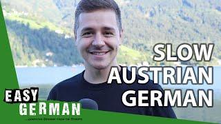 Download Talking about Austria in slow Austrian German   Super Easy German (118) Video