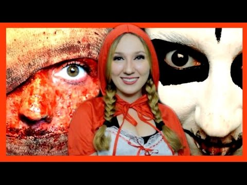 4 SCARY and EASY DIY Halloween Costumes! 🎃 HALLOWEEN FEST