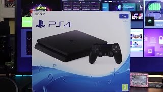 Sony PS4 Slim unboxing in india Hindi