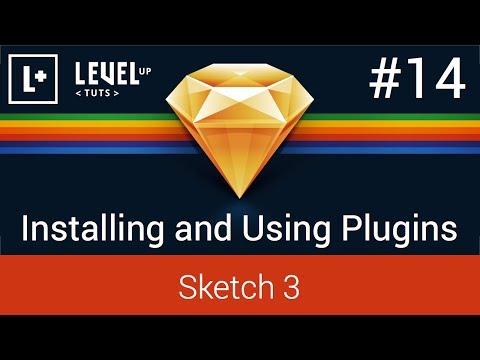 Sketch App Tutorials - #14 Installing and Using Plugins