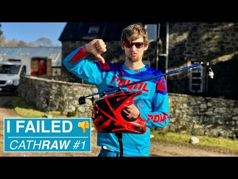 I failed....... // CATHRAW #1 - Raw shredding