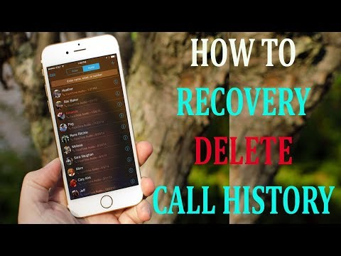 How to- recover deleted call history- from Android phone
