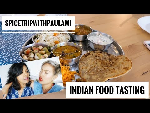 Life in the Netherlands E05 | Indian food with Spicetrippaulami