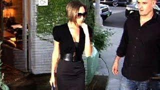 Victoria Beckham Is The Calm Eye Of A Paparazzi Hurricane  [2006]