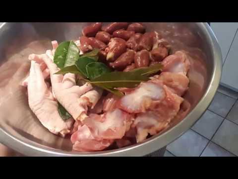 Mok Kai  *Steamed Chicken*