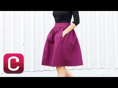 Sew a Skirt with Deborah Kreiling from Simplicity Patterns I Creativebug
