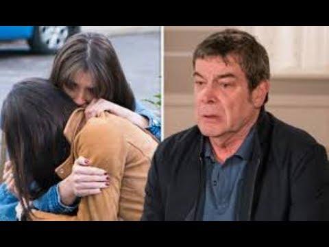 Coronation Street spoilers: Sophie blamed for Aidan Connor's de**h as Johnny breaks down