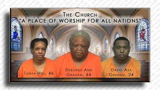 """Three Texas Pastors Implicated In A Situation At """"the Church"""", Mesquite Texas"""