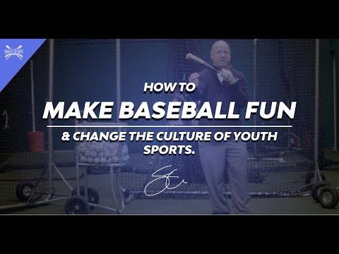 How to make baseball fun: Travel Ball Baseball Advice For Baseball Coaches and Parents.