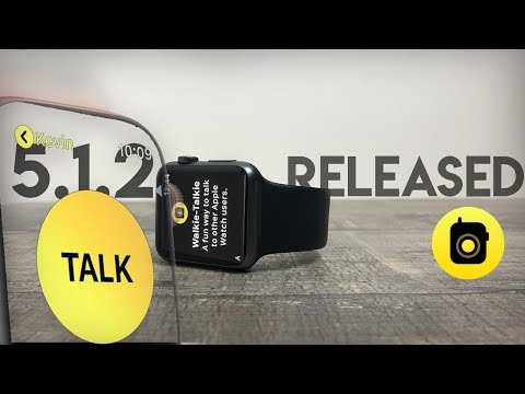 WatchOS 5.1.2 - Review