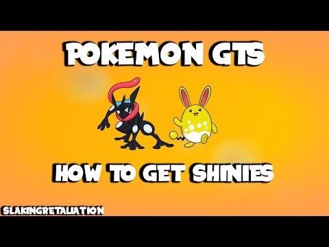 Pokemon ORAS: How to Get Shinies Using the GTS