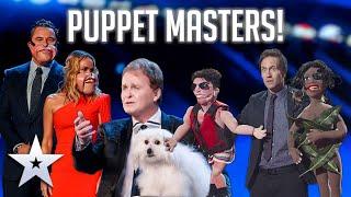 Hilarious PUPPET Masters! | Britain's Got Talent