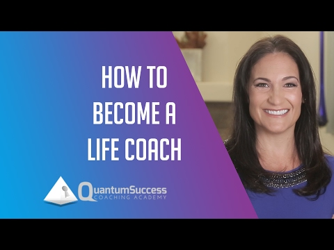 Learning To Life Coach-How to Become a Life Coach by Christy Whitman
