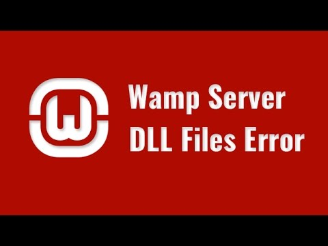 Wamp Server dll file errors [Solved] in Hindi