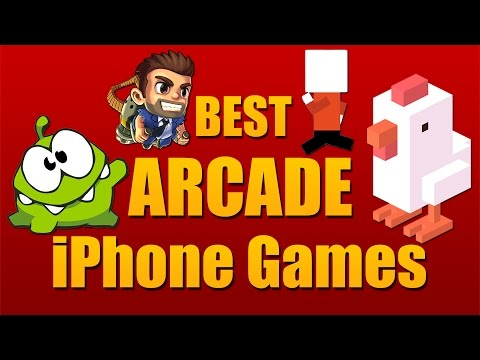 Most Addicting iPhone Arcade Games of All Time! | WARNING: VERY ADDICTING GAMES!