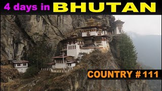 A Tourist's Guide to Bhutan