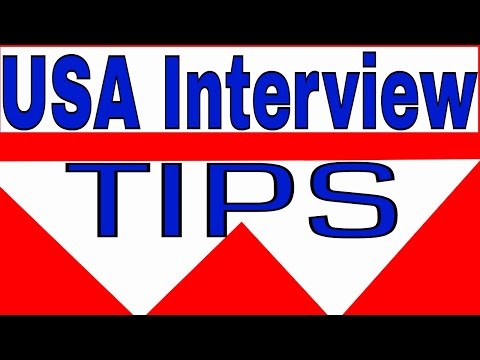 Usa visa interview in hindi for students and Tourist