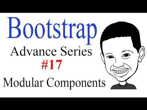 Advance Bootstrap Tutorial With PHP #17: Responsive Modular Components