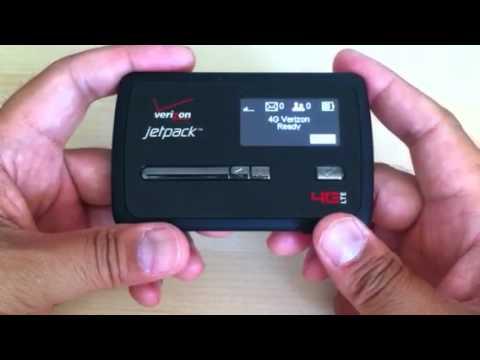 Verizon Jetpack 4G LTE