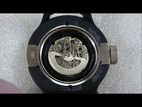 How I replace a movement in a wrist watch, Invicta S1 Rally