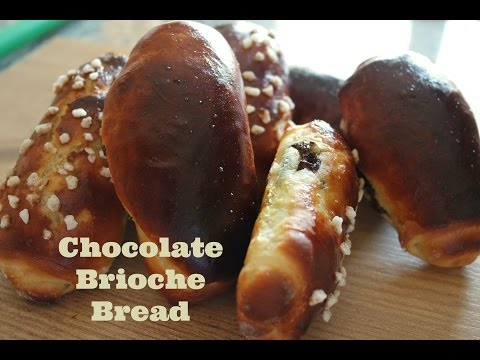 CHOCOLATE BRIOCHE BREAD / PAIN AU CHOCOLAT BRIOCHÉ | EM'S BAKING