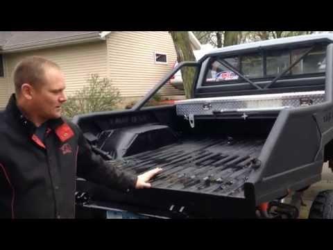 Truck Bed -Custom Built