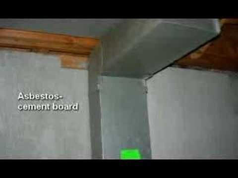 Video: How To Safely Remove Asbestos