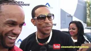 Atlanta Actor/Rapper Ludacris at Fast and Furious 6 Event