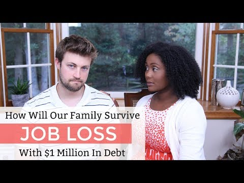 He Lost His Job | Can Our Family Live On One Income?